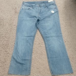 Women's ankle jeans